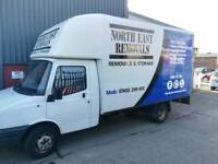 Man with a van NORTH EAST REMOVALS & STORAGE