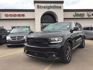 2017 Dodge Durango Dealer Drive, Low Mileage,