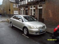 A nice family car, must see. Non smoker and no pets. Clean interior and excellect bridgestone tyres