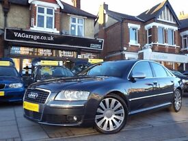 Audi A8 4.2 TDI Sport Quattro FINANCE AVAILABLE!! p/x welcome Full Service History, Long MOT