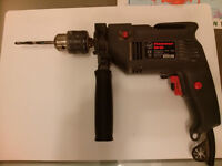 Drill - Hammer Drill - Multi-speed - forward and reverse very good condition- perfect working order