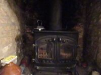 Villager Multi fuel stove