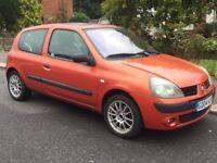 Renault Clio 1.5 DCI, LONG MOT, 65MPG, £30 ROAD TAX.