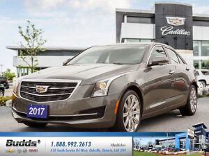 2017 Cadillac ATS 2.0L Turbo Luxury 2.99% for up to 60 months...