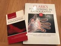 Clarks Radiography positioning 12th book