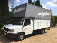 Ldv convoy Luton box 2004