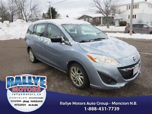 2012 Mazda MAZDA5 GS! Low KMS! Alloy! Trade In! Save!