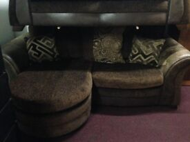 lovely matching sofas for sale