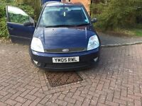 Ideal First Car or runaround Ford Zetec 1.25 5 door Blue great condition
