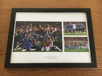 Chelsea v Bayern Munich 2012 champions league final photo