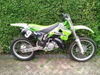 KX125 1998 Super Evo