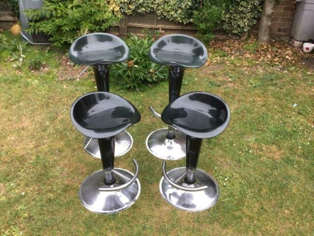 Swell Kitchen Bar Stools X 4 In Southwick East Sussex Gumtree Short Links Chair Design For Home Short Linksinfo