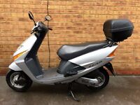 Honda SCV100 Lead 100cc *IMMACULATE, FSH & LOW MILES*