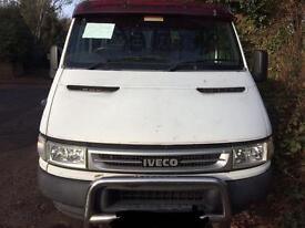 IVECO DAILY 35C12 LWB