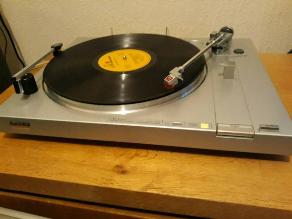 Sony PS-LX2 Turntable. 7kg! Vinyl record player JAPAN sim technics project