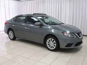 2018 Nissan Sentra HURRY!! DON'T MISS OUT!! SV SEDAN W/ HEATED S