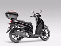 Honda Sh300 ABS, 76k runs well but needs driveshaft bearing