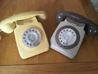 BT 700 vintage telephones
