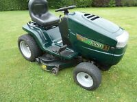 "Hayter Heritage 38""Deck, Ride on Mower (year 2002,) Good Condition for its year"