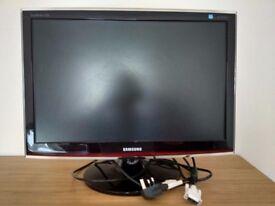 "24"" T240 Samsung SyncMaster Monitor"