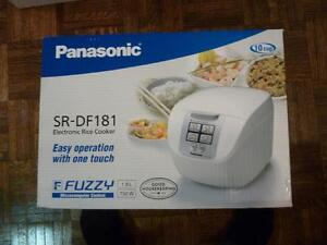 Panasonic Rice Cooker - 10-Cup