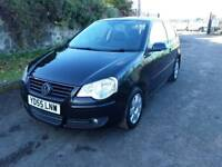 VOLKSWAGEN POLO S 75, 1.4, full service history