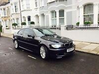 BMW 320D M SPORT AUTOMATIC TOP SPEC