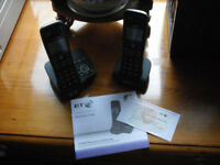 Hate nuisance calls? This BT cordless phone and answering machine will block them
