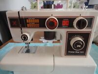 FRISTER STAR 101 SEWING MACHINE GOOD CONDITION £40
