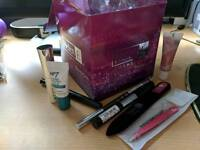 A selection of Helen É and No7 make-up ALL UNUSED
