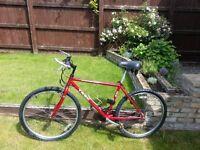 Trek 830 Mountain Bike (red) - only £60 ono
