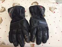 RST motorcycle gloves - small