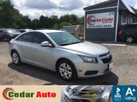 2014 Chevrolet Cruze 1LT London Ontario Preview