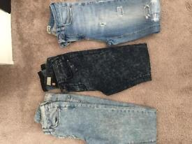 Clothes - almost brand new or never worn