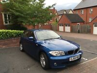 BMW 1 Series 2.0 120i Sport 5dr | Parking Sensors | Full Service History | Great Condition