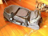 Suitcase on wheels by Salomon
