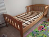 Mothercare child bed in a very good condition