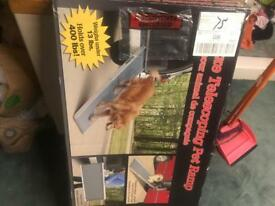 Dog / pet ramp