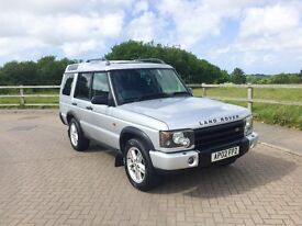Land Rover Discovery 2 (low milage)