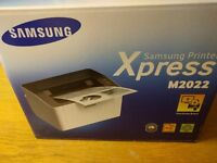 Samsung M2022 A4 Printer Xpress Mono Laser Printer - Comes with new toner