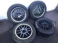 """15"""" Alloy Wheels 4x108"""