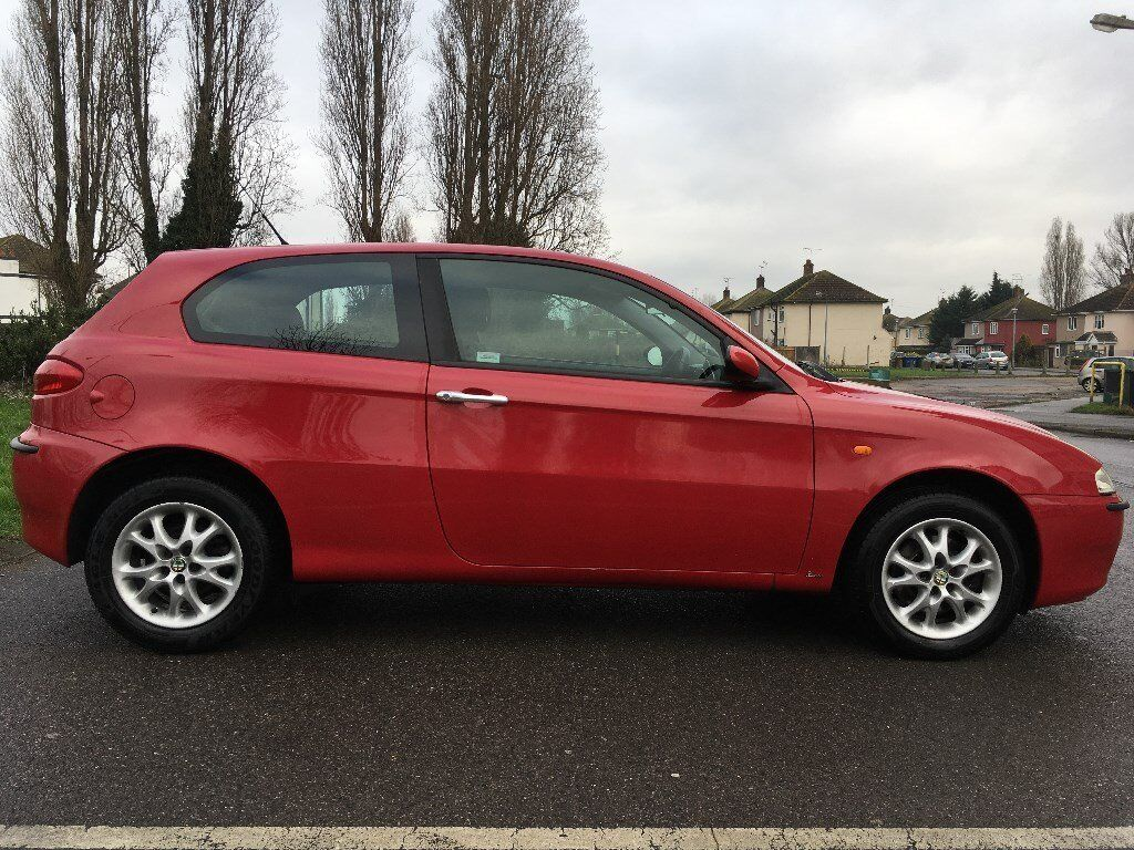 Alfa Romeo 147 Ts Lusso 16l 3dr Petrol Manual In Stanford Le Hope