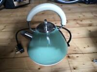 Morphy Richards 8 cup kettle.