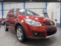 2007 SUZUKI SX4 1.6 GLX # # 2 OWNERS # # M.O.T TO MARCH 2017# # JUST SERVICED AND INSPECTED # #