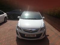 Vauxhall Corsa 1.2 Limited Edition, in excellent condition.
