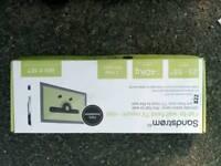 Sandstrom Sfsez17 TV wall mount