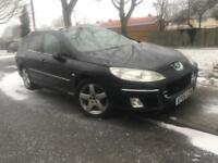 Peugeot 407 Executive 2.0 Hdi - Estate - Diesel - 2005 - MOT&TAX - not bmw Audi Passat ford Vauxhall
