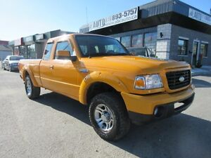 2008 Ford Ranger Sport (V6, Automatic A/C) LOWEST PRICE