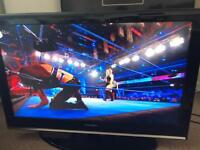 37 inch grundig tv ( read description )