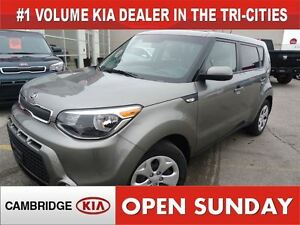 2014 Kia Soul LX / *AUTO* / POWER GROUP / 77KM Cambridge Kitchener Area image 1